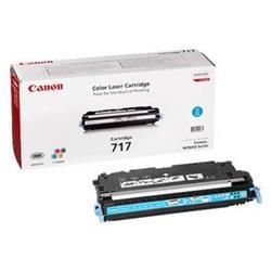 Canon MF8450 Cyan Toner Cart 717 Cyan 2577B002AA