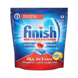 Finish Powerball Dishwasher Tablets All-in-1 Lemon - 3041410
