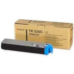 Kyocera TK-520C Cyan Toner FS-C5015N