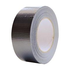 5 Star Office Cloth Tape Roll 75mmx50m Black
