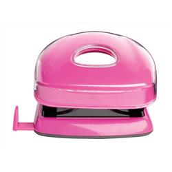 Rexel JOY Punch 2 Hole 10x80gsm Pretty Pink Ref 2104031