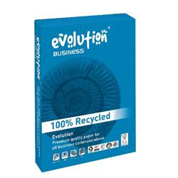 Evolution Business Paper A4 100gsm White Ream Ref EVBU21100