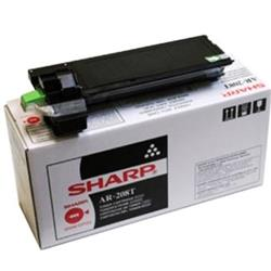 Sharp AR-208T Toner Yield 8,000 Pages (Black)