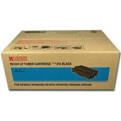 Ricoh Fax Toner (Black) for AP2600 AP2610 AP600n AP610N