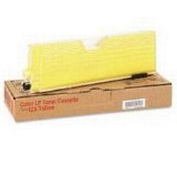 Ricoh Yellow Toner Cassette Type 125