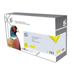 5 Star Office Compatible Laser Toner Cartridge Page Life 1500pp Yellow [Samsung CLT-Y506L Alternative]