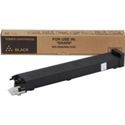 Sharp MX-31GTBA Black Toner Cartridge for MX2600