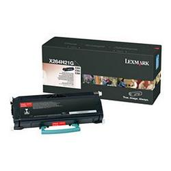 Lexmark Black High Yield Toner Cartridge (9,000 Pages Yield) for X264/X363/X364 Multifunction Mono Laser Printer