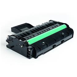 Ricoh Black Toner Cartridge (2,600 Page Yield) for Ricoh SP201/SP204 Printers