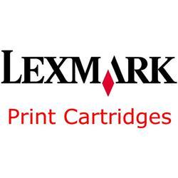 Lexmark No 82 Prefill Black Inkjet Print Cartridge for Z55 Printers
