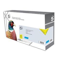 5 Star Office Compatible Laser Toner Cartridge Page Life 1500pp Cyan [Samsung CLT-C506L Alternative]