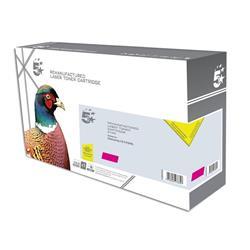 5 Star Office Compatible Laser Toner Cartridge Page Life 1500pp Magenta [Samsung CLT-M506L Alternative]