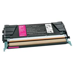 IBM Magenta High Yield Toner Cartridge (Yield 5,000 Pages) for InfoPrint Colour 1534/1634