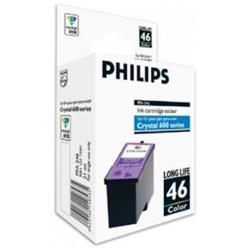 Philips PFA546 Colour Ink Cartridge
