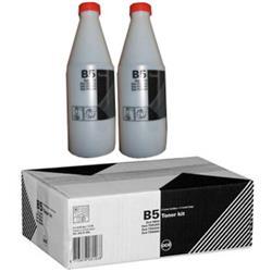 OCE B5 Toner Kit (Toners + Waste Bags) for OCE 9600 Laser Toner Printers (Black)