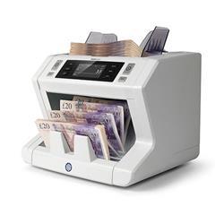 Safescan 2650 Banknote Counter/Checker/Batcher Ref 112-0507