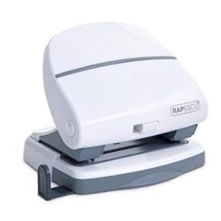 Rapesco P30 2-Hole Punch 30 Sheets White Ref 1274