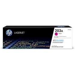 Hewlett Packard [HP] No. 203A LaserJet Toner Cartridge Page Life 1300pp Magenta Ref CF543A