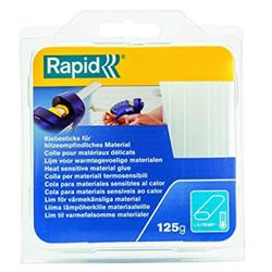 Rapid Glue Sticks Low Heat 125g Ref 40107349 [Pack 14]