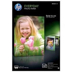 Hewlett Packard [HP] Everyday Photo Paper Gloss 200gsm 100x150mm Ref CR757A [Pack 200]