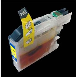 Alpa-Cartridge Compatible Brother Hi Yield Yellow Ink Cartridge LC225XLY