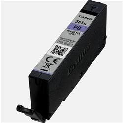 Canon CLI-581XL Inkjet Cartridge High Capacity Page Life 471pp Blue Ref 2053C000