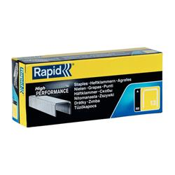 Rapid 13/4 Galv Staples Pack 5000 11825700