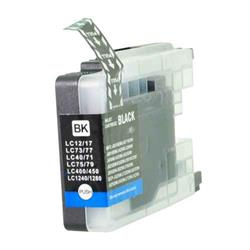 Alpa-Cartridge Compatible Brother Black Ink Cartridge LC1240BK also for LC1280BK LC1220BK