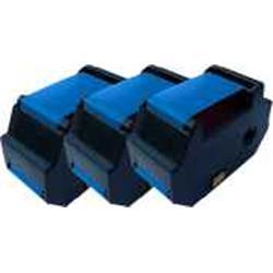 ALPA-CArtridge Comp Francotyp Postalia Optimail 30 Blue Ribbon (Pk of 3) 58.0034.3071.00