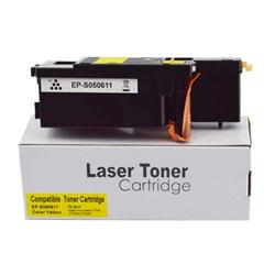 Alpa-Cartridge Compatible Epson C1700 Hi Yield Yellow Toner S050611