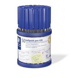 Staedtler Stick 430 M Blue 430M3CP50TH