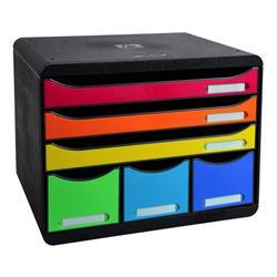 Exacompta StoreBox Maxi 6 Dr 306798D