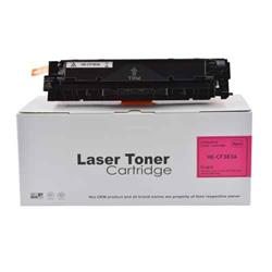Alpa-Cartridge Compatible HP Laserjet Pro M476 Magenta Toner CF383A also for 312A