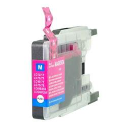 Alpa-Cartridge Compatible Brother Magenta Ink Cartridge LC1240M also for LC1280M LC1220M