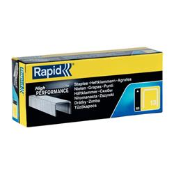 Rapid 13/6 Galv Staples Pack 5000 11830700