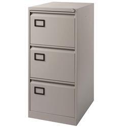 Jemini 3D Filing Cabinet Pl/Grey - XK3B