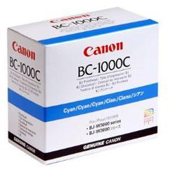 Canon BC-3000C Cyan Printhead Canon for BJ-W3000