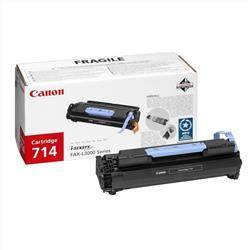 Canon 714 (Black) Toner Cartridge (Yield 4,500 Pages)