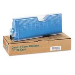 Ricoh Cyan Toner Cassette Type 125