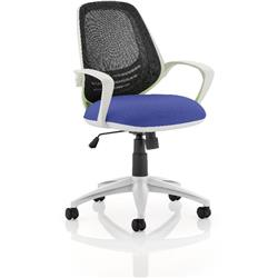 Atom Task Operator Serene Colour Seat With Arms Ref KCUP0059