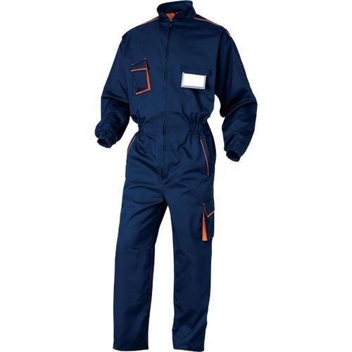 Foto Tuta da lavoro Delta Plus - blu/arancione - XL - M6COMBMXG Salopette e tute da lavoro