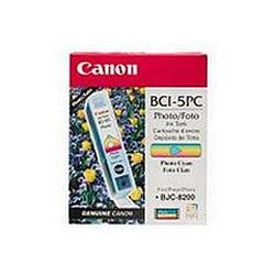 Canon BCI-5PC InkCart Ph Cyan 0989A002