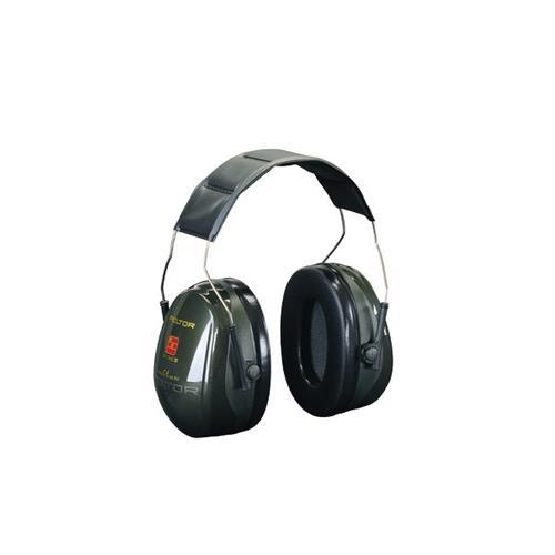 Foto Cuffia H520A-407-GQ Optime™ II PELTOR™ 3M - verde - 92007 Cuffie protettive