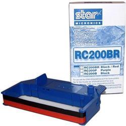 Star RC200RB Red/Black Ribbon