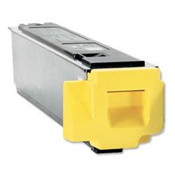 Kyocera TK-815Y Yellow (20,000 Pages) Toner Cassette for KM-C2630