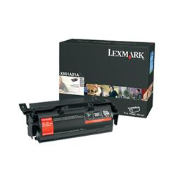 Lexmark Black Print Cartridge (Yield 7,000 Pages) for X651, X652, X654, X656, X658