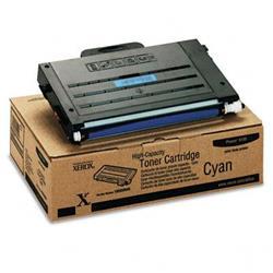 Xerox Laser Toner Cartridge Page Life 5000pp Cyan Ref 106R00680