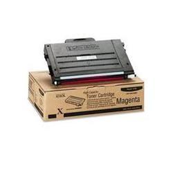 Xerox Laser Toner Cartridge Page Life 5000pp Magenta Ref 106R00681