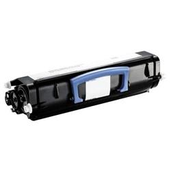 Dell Standard Capacity Black Toner Cartridge (Yield 7000 pages) for Dell 3330dn Printer