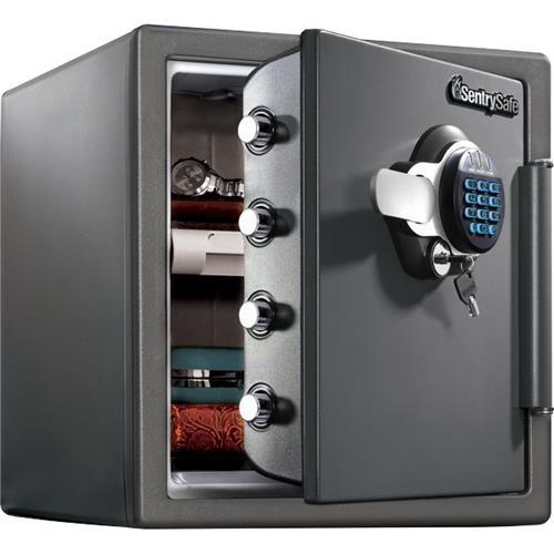 Foto Sentry Safe - elettronica+chiave - Carta + Digitali Valigette ignifughe